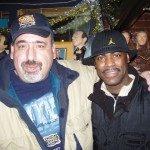 Broadway Comedy Club owner Al Martin & comedian Seymour Swan