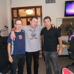 Mike King, Colin Quinn, and Steve Marshall