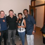 Mike King, Steve Marshall, Lauren Atkins, Wali Collins